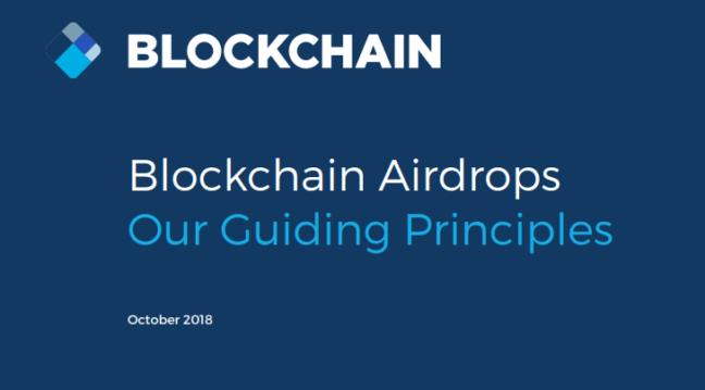 Blockchain Airdrops